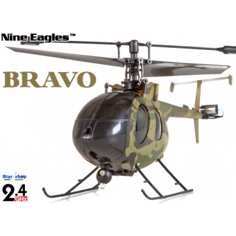 RC Helikopter - Bravo Green